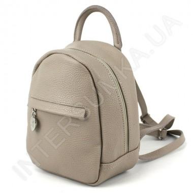 Заказать Женский рюкзак из натуральной кожи Borsacomoda 835018 в Intersumka.ua