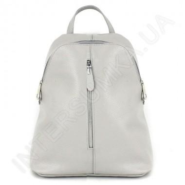 Заказать Женский рюкзак из натуральной кожи Borsacomoda 841016 в Intersumka.ua