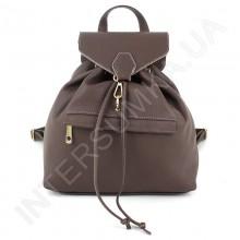 Женский рюкзак из натуральной кожи Borsacomoda 851028