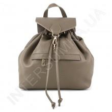 Женский рюкзак из натуральной кожи Borsacomoda 851035