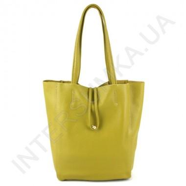 Заказать Женская сумка - ШОППЕР из натуральной кожи borsacomoda 845015 в Intersumka.ua