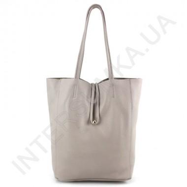 Заказать Женская сумка - ШОППЕР из натуральной кожи borsacomoda 845019 в Intersumka.ua