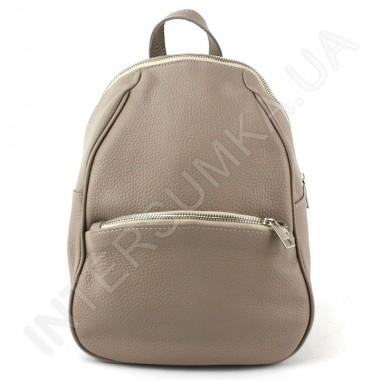 Заказать Женский рюкзак из натуральной кожи Borsacomoda 814018 в Intersumka.ua