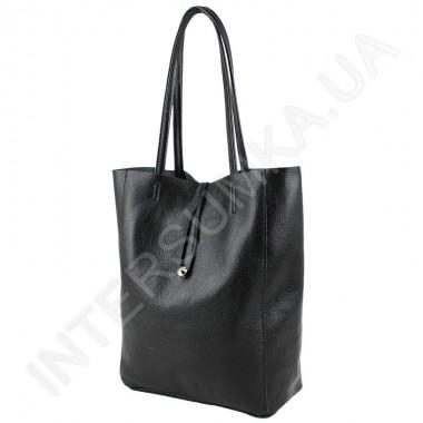 Заказать Женская сумка - ШОППЕР из натуральной кожи borsacomoda 845023 в Intersumka.ua