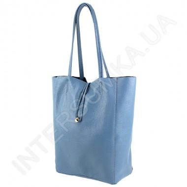 Заказать Женская сумка - ШОППЕР из натуральной кожи borsacomoda 845024 в Intersumka.ua