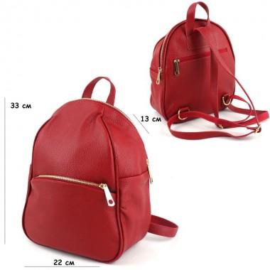 Заказать Женский рюкзак из натуральной кожи Borsacomoda 814022 в Intersumka.ua