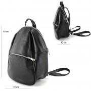Женский рюкзак из натуральной кожи Borsacomoda 814023