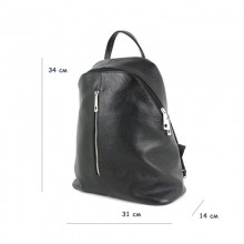 Жіночий рюкзак з натуральної шкіри Borsacomoda 841023