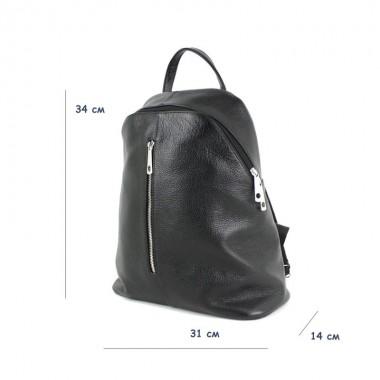 Заказать Женский рюкзак из натуральной кожи Borsacomoda 841023 в Intersumka.ua