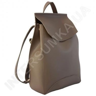 Заказать Женский рюкзак Wallaby 174489 бежевый ЭКОКОЖА