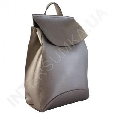 Заказать Женский рюкзак Wallaby 174483 бронзовый ЭКОКОЖА