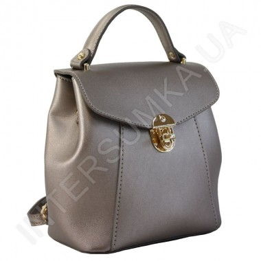 Заказать Женский рюкзак Wallaby 555483 бронзовый ЭКОКОЖА