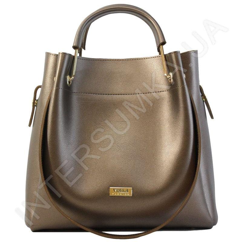 Заказать Сумка жіноча Wallaby 575483 з екошкіри бронзова 6bd31fba56455