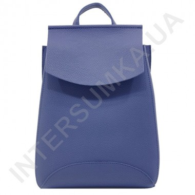 Заказать Женский рюкзак Voila 174320 синий ЭКОКОЖА в Intersumka.ua