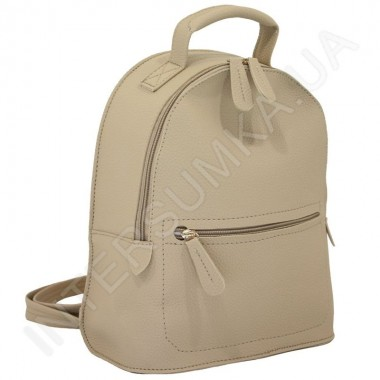 Заказать Жіночий рюкзак Voila 182315170 бежевий екошкіра
