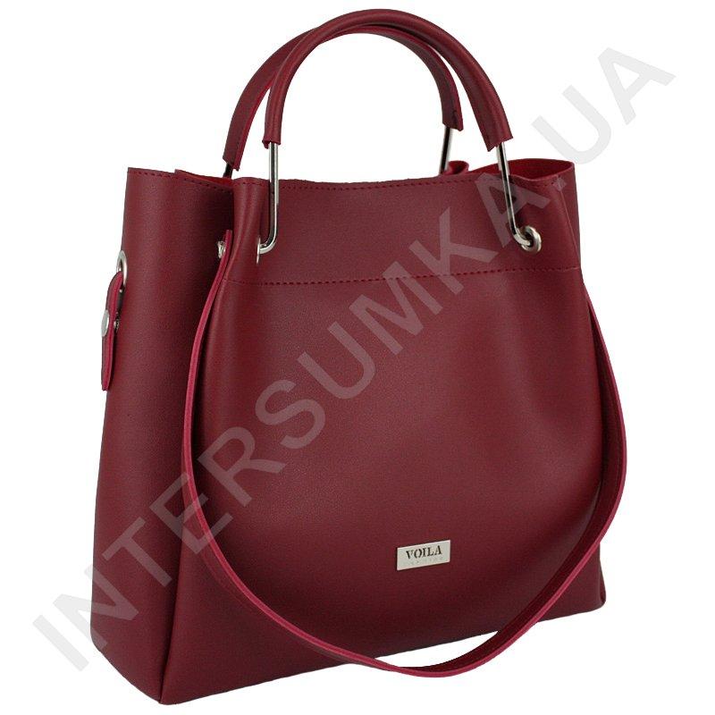 Сумка жіноча фабрична модна Voila 575484 екошкіра недорога якісна Вуаля 4d85f5419e11d