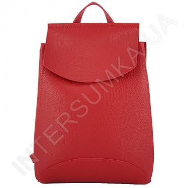 Заказать Женский рюкзак Wallaby 174313 красный ЭКОКОЖА