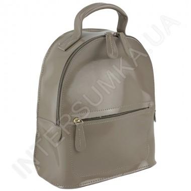 Замовити Жіночий рюкзак Voila 18218317 бежевий екошкіра в Intersumka.ua