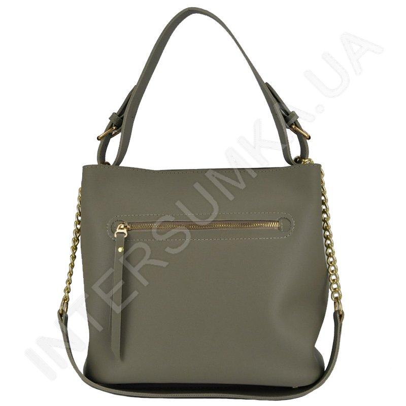ad66a219e76e Сумка женская Voila 622526 недорогая модная оливкова, стильная ...