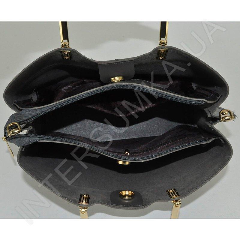 ... Купить Сумка жіноча Voila 583120 сіра з екошкіри ... ed521c04b5907