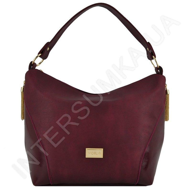 8979b60b4622 Купить женскую сумку. Сумка женская Voila 72645918 аллая матовая с ...