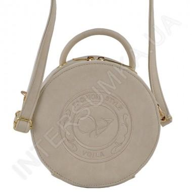 Заказать Круглая женская сумка Voila 8-79123