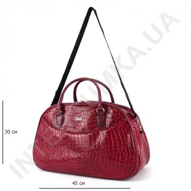 Заказать дорожно - спортивная сумка-саквояж Voila 314179175 марсала в Intersumka.ua