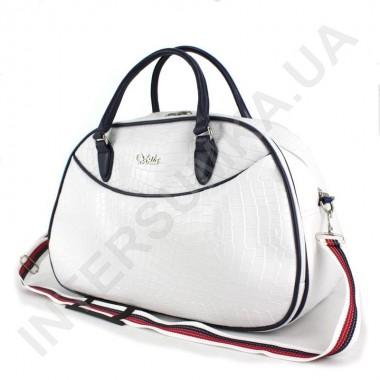 Заказать дорожно - спортивная сумка-саквояж Voila 314166172 белая