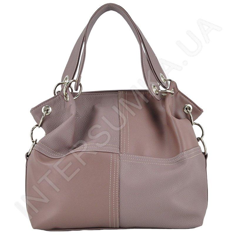 79293b95ed97 Женская сумка Voila 6747632 мягкая цвет таупе - купить недорого в ...