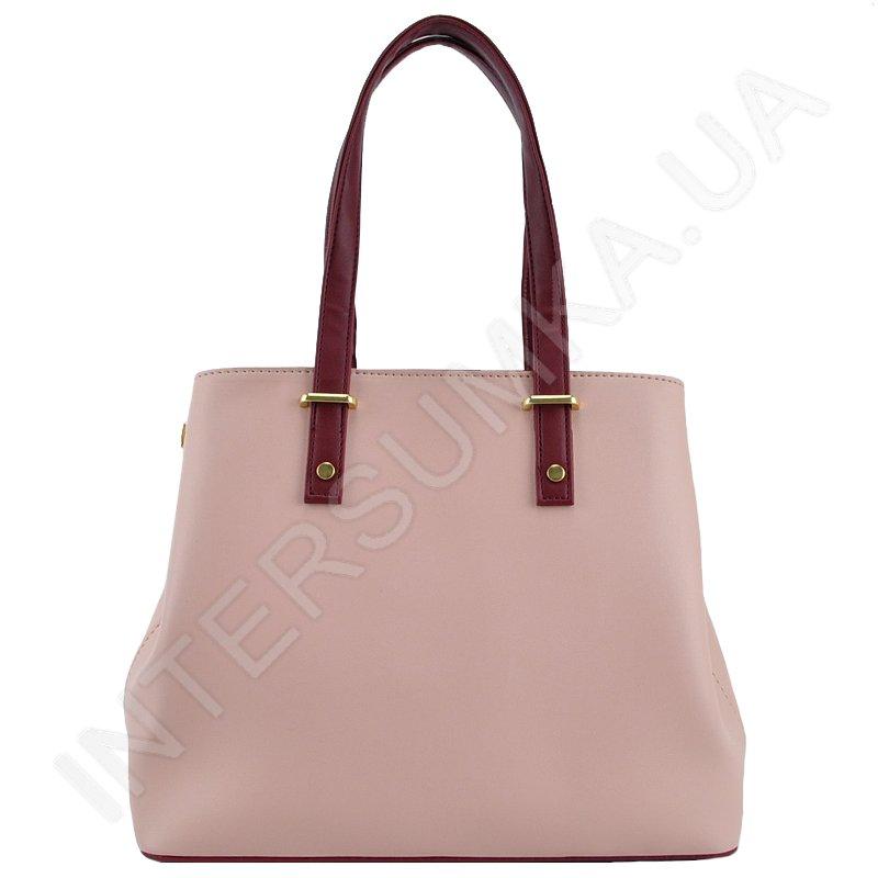 b931e08679fa Женская сумка Voila 72538325 из розово - пудровой экокожи - купить ...