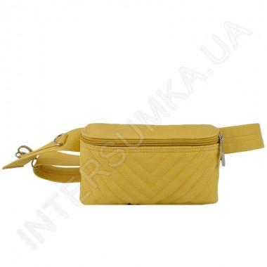 Заказать Сумка - бананка Voila 8607463 желтая в Intersumka.ua