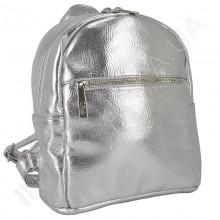Женский рюкзак Voila 16615 серебристый