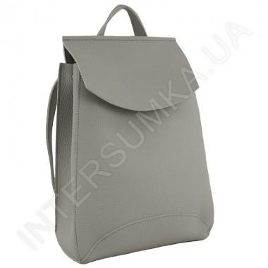 Заказать Женский рюкзак Wallaby 17431711 серая экокожа в Intersumka.ua