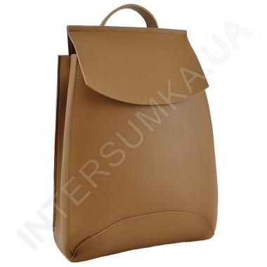 Заказать Женский рюкзак Wallaby 174482 рыжая экокожа в Intersumka.ua