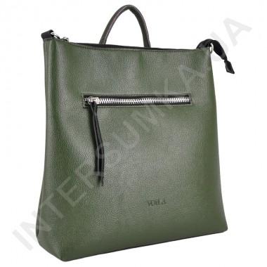 Заказать Женский рюкзак - трансформер Voila 19246916 зелёный  в Intersumka.ua