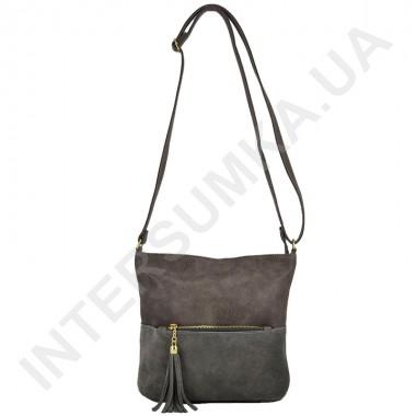 Заказать Сумка женская Voila 5581205 с натуральной замшей в Intersumka.ua