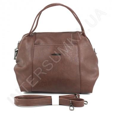 Заказать Сумка женская Voila 781456 коричневая в Intersumka.ua