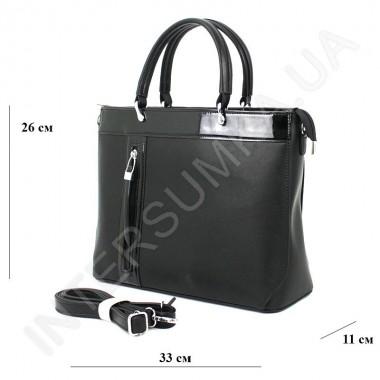 Заказать Сумка женская Voila 77560239 чёрная в Intersumka.ua