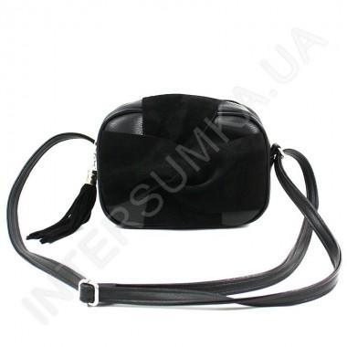 Заказать Женская сумка кросс боди Voila 59733702 с натуральным замшем в Intersumka.ua