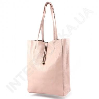 Заказать Женская сумка - ШОППЕР из натуральной кожи borsacomoda 845016 в Intersumka.ua