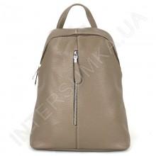 Женский рюкзак из натуральной кожи Borsacomoda 841035
