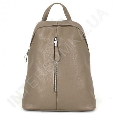 Заказать Женский рюкзак из натуральной кожи Borsacomoda 841035 в Intersumka.ua