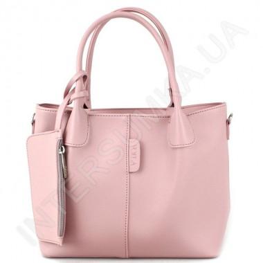 Заказать Сумка женская Voila 758492 розовая экокожа в Intersumka.ua