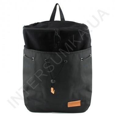 Заказать Рюкзак с отделением под ноутбук Wallaby 1194 чёрный в Intersumka.ua