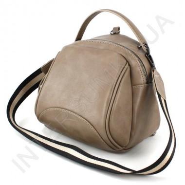 Заказать Женский круглый рюкзак - сумка Voila 11025 в Intersumka.ua