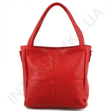 Заказать Сумка женская из натуральной кожи borsacomoda 853022 в Intersumka.ua