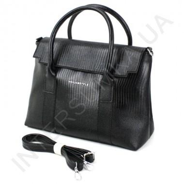 Заказать Женская сумка - портфель Voila 782105 экокожа в Intersumka.ua