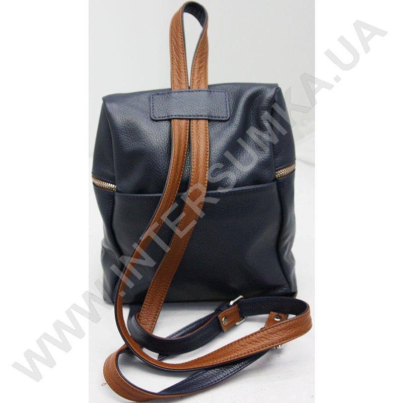 Купити жіночу сумку -рюкзак з натуральної шкіри українського ... 36d8d65ba8ea8