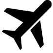 иконка самолета