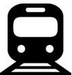 иконка поезда